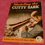 modelling the cutty sark by edward bowness @sold@